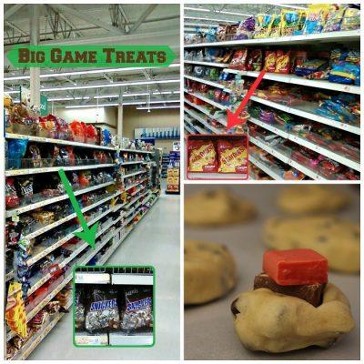 Walmart, Snickers, Starburst #BigGameTreats #Ad