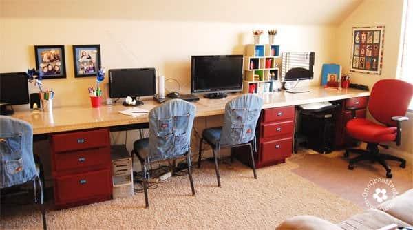 DIY Computer Station