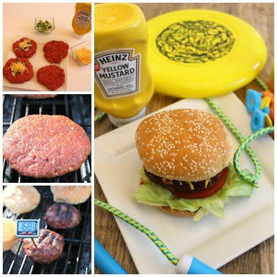 Easy Stuffed Burger Recipe