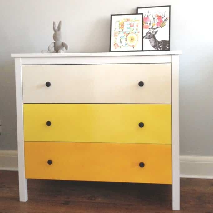 IKEA Dresser Hack and Makeover