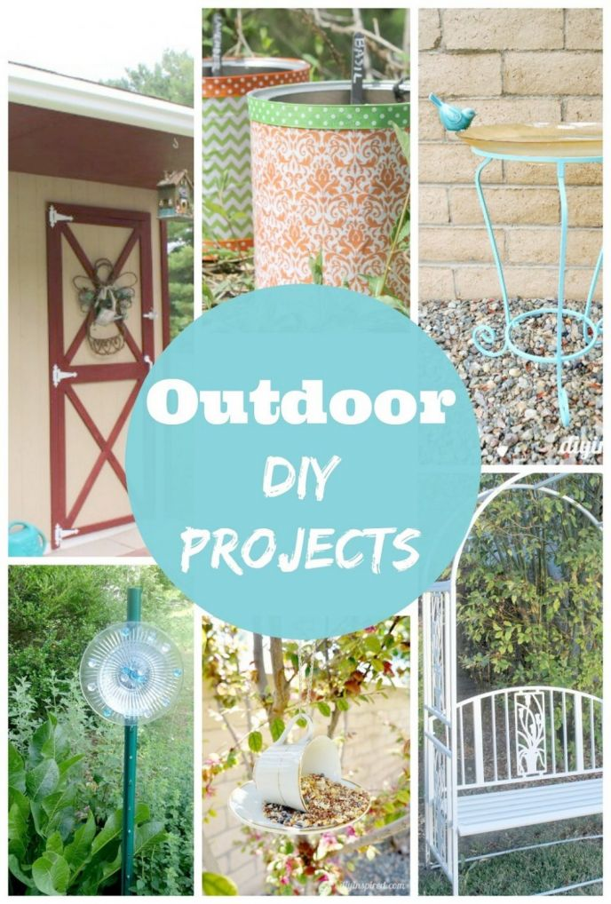 Backyard and Outdoor DIY Projects