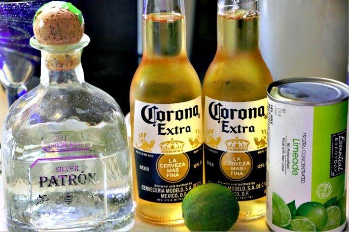 Beer Margarita Recipe