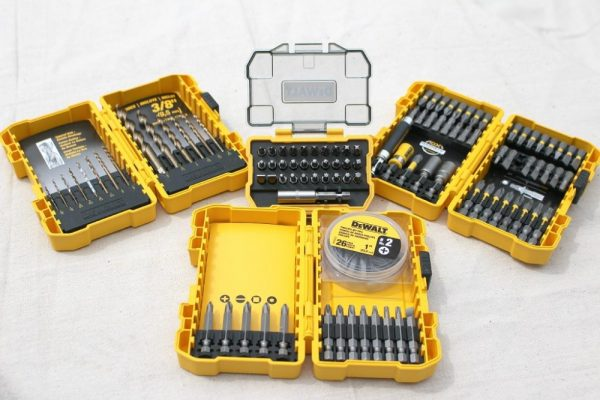 Drill Bits and Screw Bits for DIYers