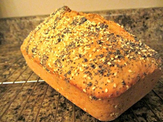 Poppy Seed Beer Bread Recipe