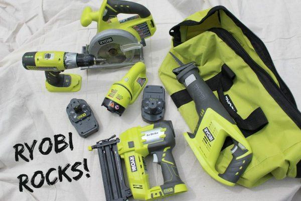 RYOBI DIY Tool Kit