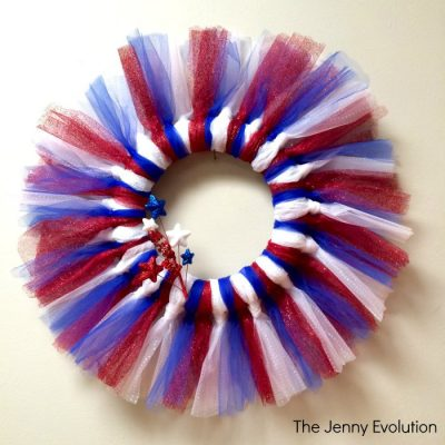 Independence Day DIY Wreath