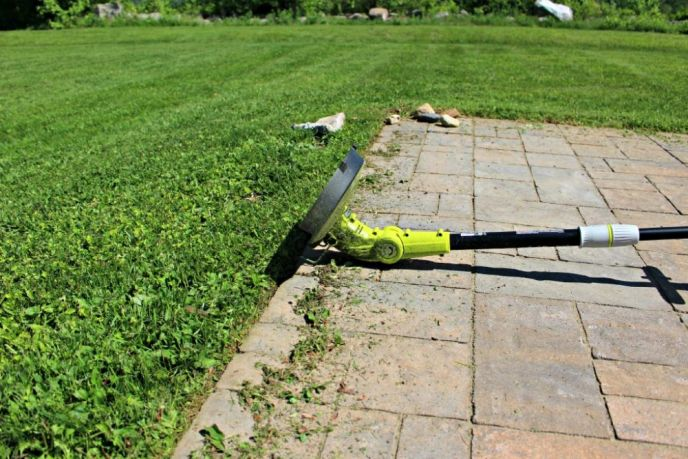 Ryobi ONE Edger and Weed Eater
