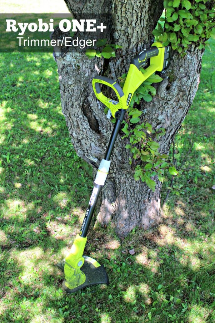 Ryobi ONE Weed Trimmer Edger