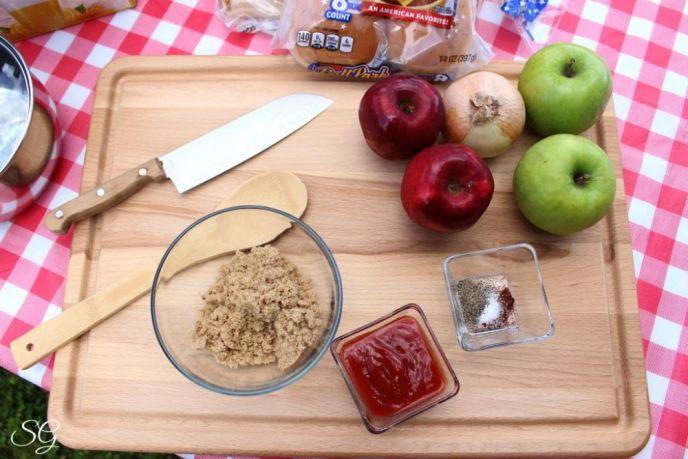 Apple BBQ Sauce Recipe