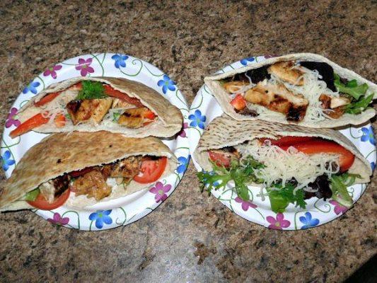 Edit of a Poor Food Recipe Photo