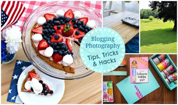 Blog Photography Tips, Tricks and Hacks