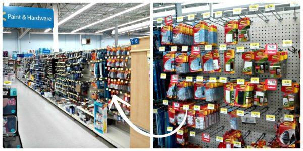 Command Hooks at Walmart