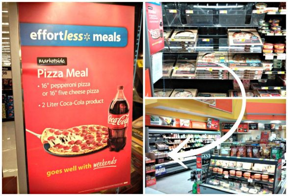 Effortless Meals, Pizza, Chicken and Sandwiches at Walmart