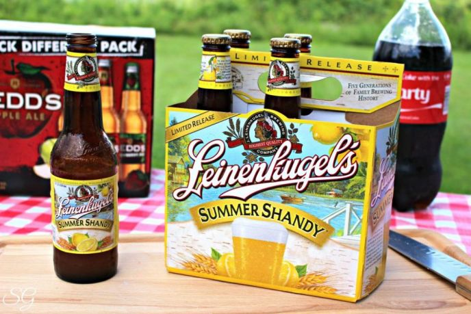Leinenkugel's Summer Shandy Beer