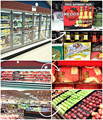 Price Chopper REDD'S Apple Ale and Apple BBQ Sauce