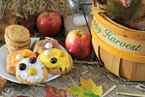 Apple Pecan Cookies Recipe