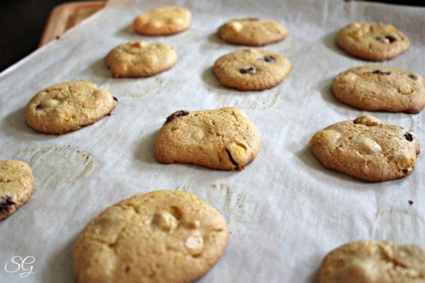 Fall Harvest Cookies Recipe