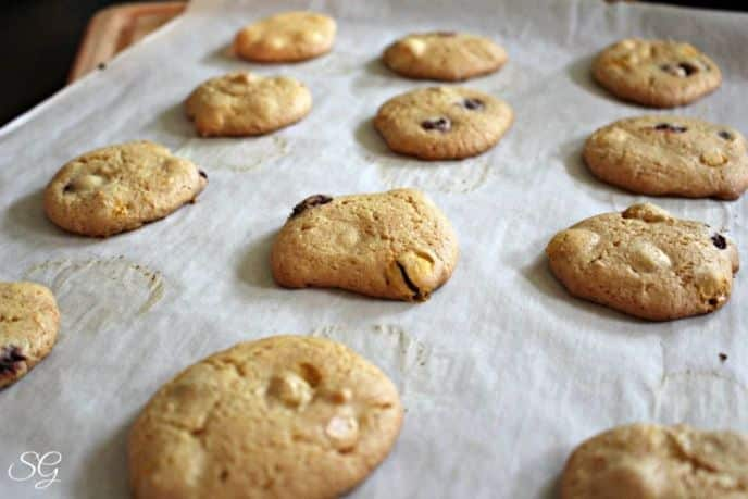 Fall Harvest Cookies Recipe