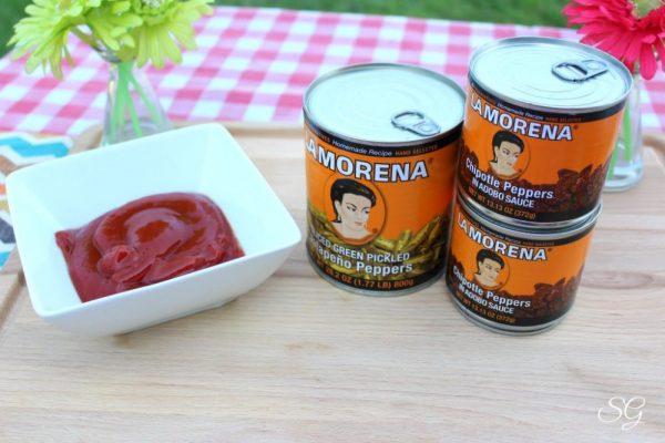 La Morena Ketchup Recipe