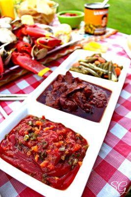La Morena Jalapeno Ketchup and Chipotle Peppers