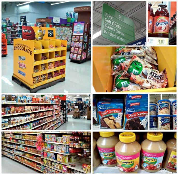 Walmart in store photos