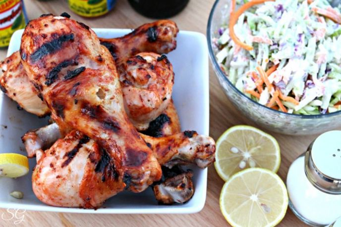 BBQ Chicken Hot Sauce Recipe