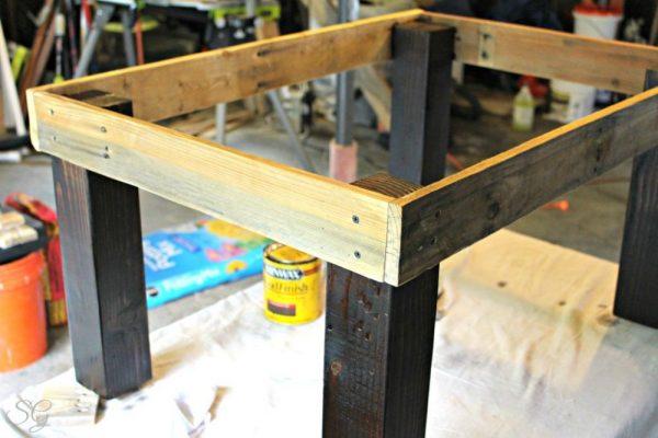 DIY Coffee Table Build
