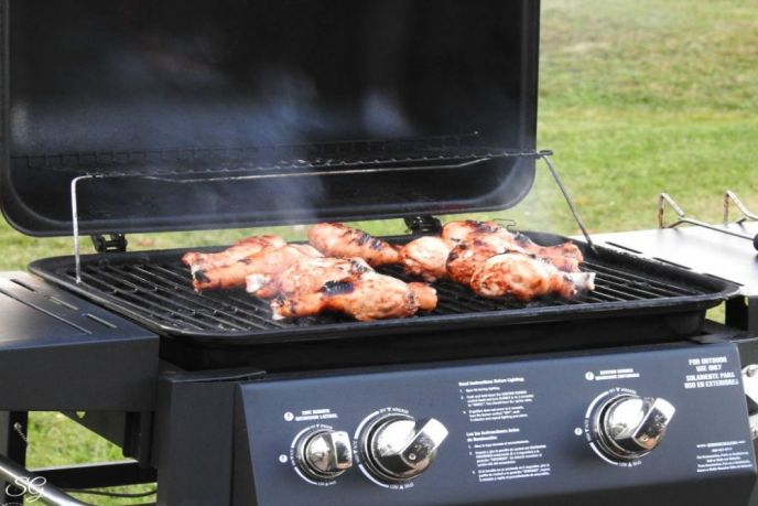 Tailgating Fiery Chicken Recipe