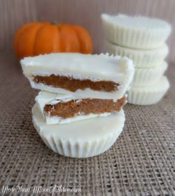 Pumpkin Pie Dessert Cups