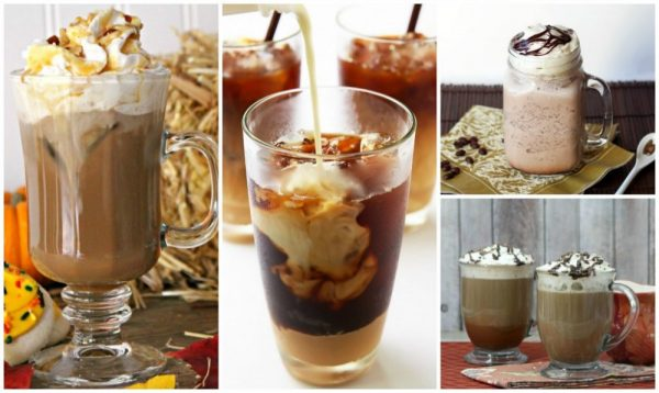 Better Than Coffee Shop Drink Recipes