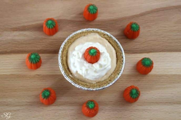 Easy Fall Pumpkin Pies