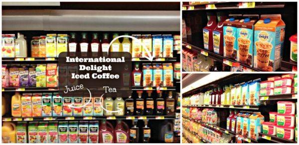 International Delight Iced Coffee at Walmart