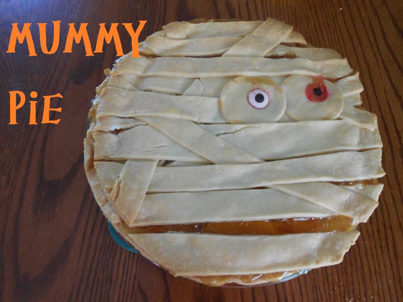 Mummy Pie Recipe