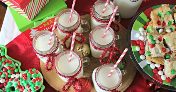 Christmas Deck The Halls Party Ideas