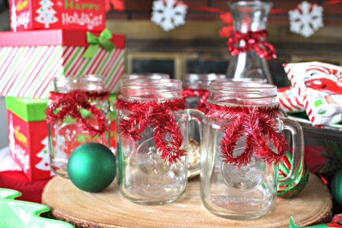 Christmas Party Mugs