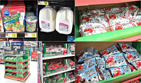 Milk Donation at Walmart
