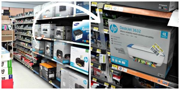 HP All In One Printer at Walmart