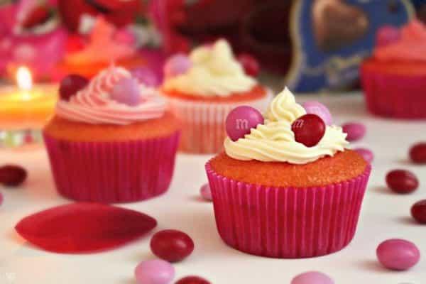 Strawberry Cupcakes Recpe