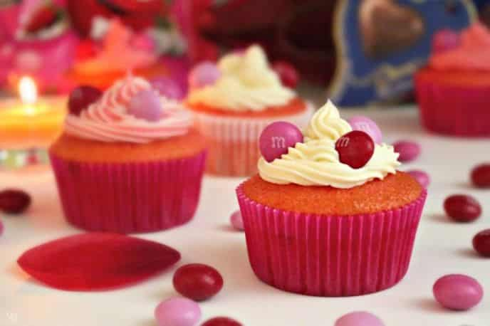 Strawberry Cupcakes Recpe