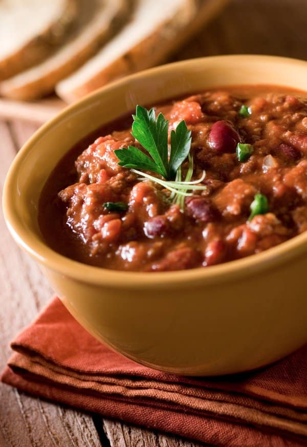Easy Chili Recipe for Cold Weather