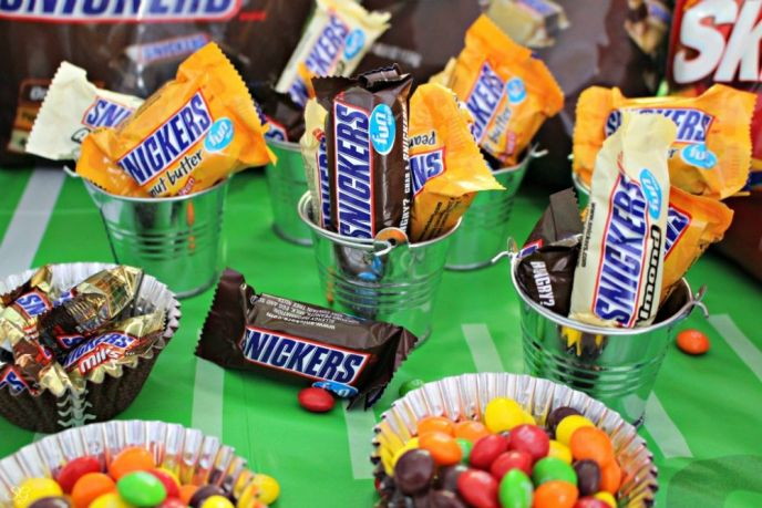 SNICKERS Snack Cup Idea