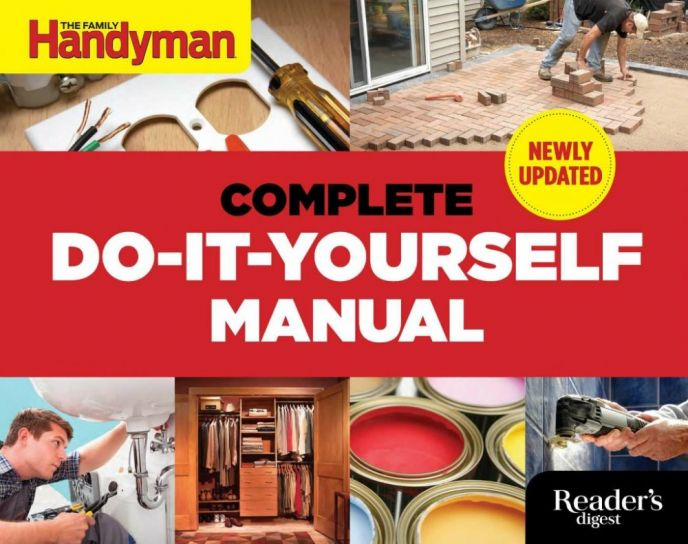 Best diy home improvement books the complete diy manual solutioingenieria Image collections