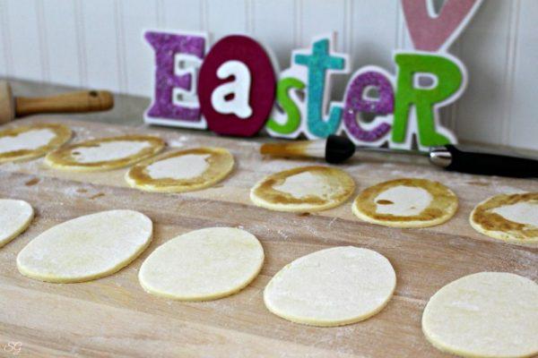 Easter Pastry Dessert Recipe