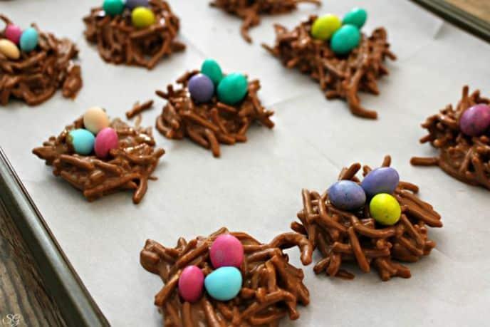 Haystack Cookies