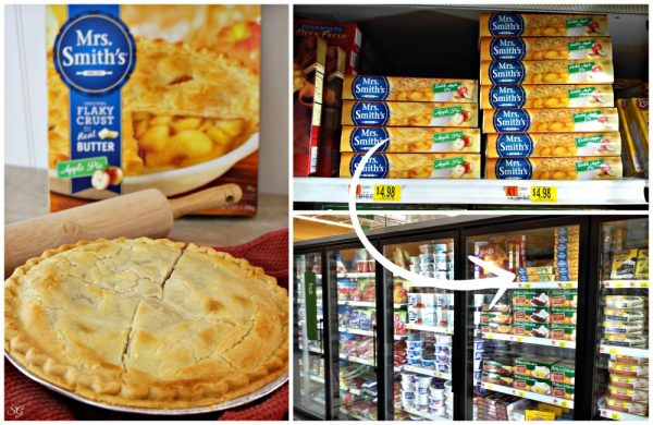 Mrs. Smith's Apple Pie at Walmart