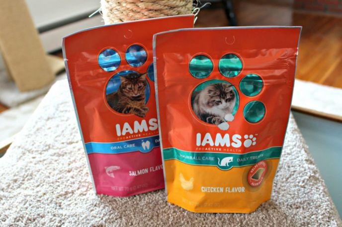 IAMS Hairball Care Cat Treats