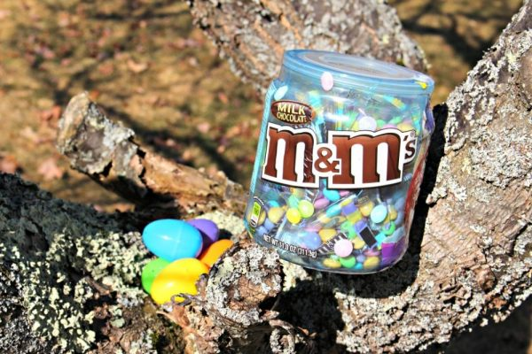 M&M's® Easter Egg Hunt