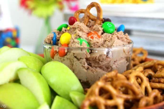 M&M's Peanut Butter Dip Recipe