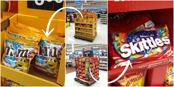 M&M's® Candies and Skittles® Candies at Walmart