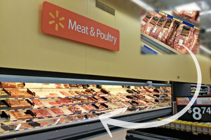 Smithfield Grilling Ribs at Walmart